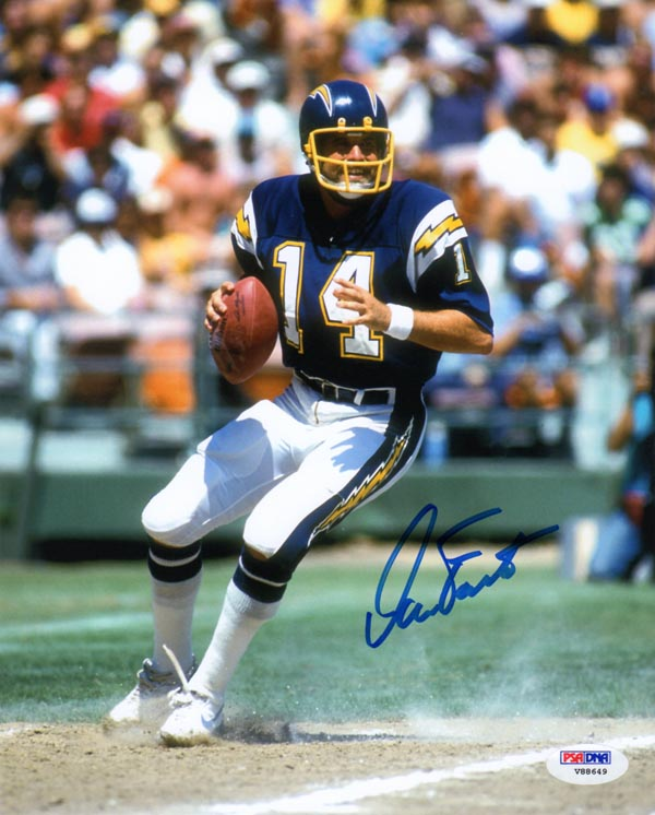 San Diego Chargers Dan Fouts